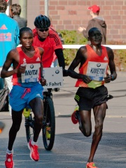 Photo of Dennis Kipruto Kimetto