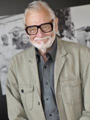 Photo of George A. Romero