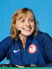 Photo of Katie Ledecky