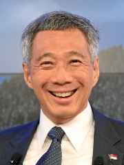 Photo of Lee Hsien Loong