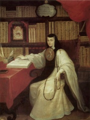 Photo of Juana Inés de la Cruz