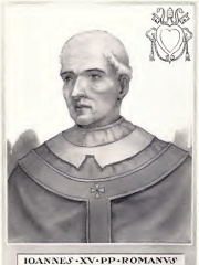 Photo of Pope John XV