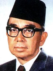 Photo of Abdul Razak Hussein
