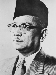 Photo of Tunku Abdul Rahman