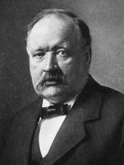 Photo of Svante Arrhenius