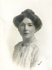 Photo of Christabel Pankhurst