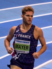 Photo of Kevin Mayer