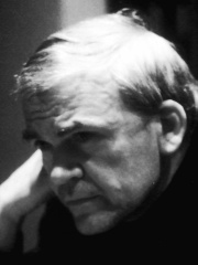 Photo of Milan Kundera