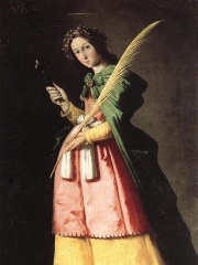 Photo of Saint Apollonia