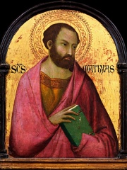 Photo of Saint Matthias