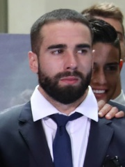 Photo of Dani Carvajal