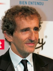 Photo of Alain Prost