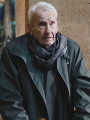 Photo of Christopher Tolkien