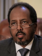 Photo of Hassan Sheikh Mohamud
