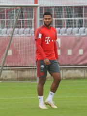 Photo of Serge Gnabry