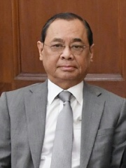 Photo of Ranjan Gogoi