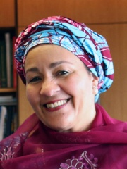 Photo of Amina J. Mohammed