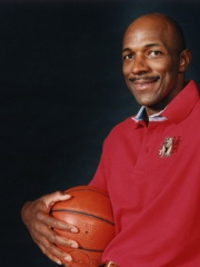 Photo of Clyde Drexler