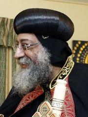 Photo of Pope Tawadros II of Alexandria