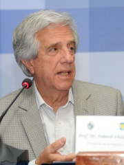 Photo of Tabaré Vázquez