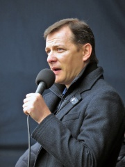 Photo of Oleh Lyashko