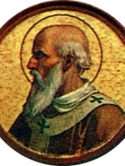 Photo of Pope Leo II