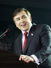Photo of Mikheil Saakashvili