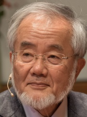 Photo of Yoshinori Ohsumi