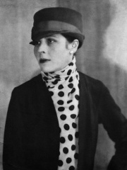 Photo of Djuna Barnes