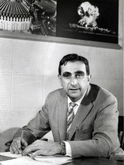 Photo of Edward Teller