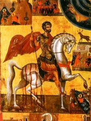 Photo of Saint Eustace