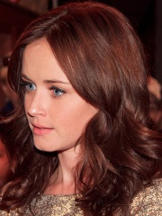 Photo of Alexis Bledel