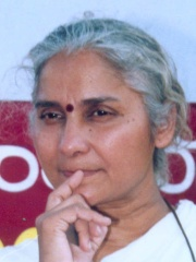 Photo of Medha Patkar