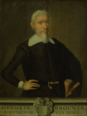 Photo of Hendrik Brouwer