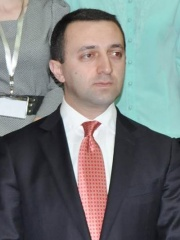 Photo of Irakli Garibashvili