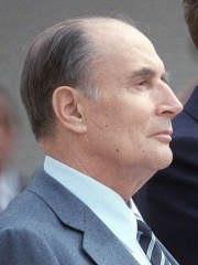 Photo of François Mitterrand