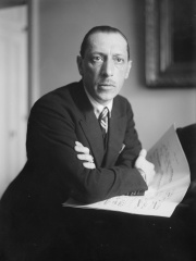 Photo of Igor Stravinsky