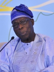 Photo of Olusegun Obasanjo