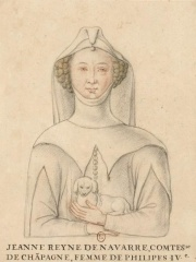 Photo of Joan I of Navarre