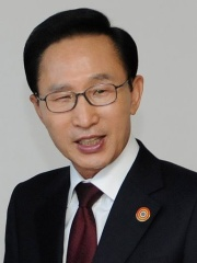 Photo of Lee Myung-bak