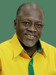 Photo of John Magufuli