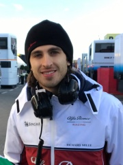 Photo of Antonio Giovinazzi