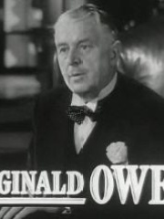 Photo of Reginald Owen
