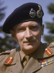 Photo of Bernard Montgomery