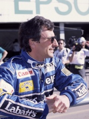 Photo of Riccardo Patrese