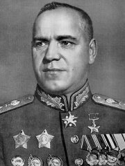 Photo of Georgy Zhukov