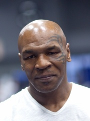 Photo of Mike Tyson