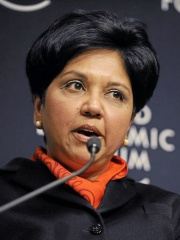 Photo of Indra Nooyi