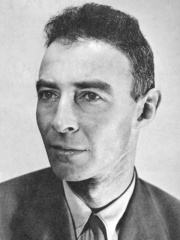 Photo of J. Robert Oppenheimer