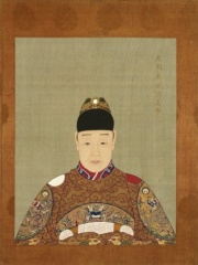 Photo of Tianqi Emperor